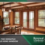 3 Top Window Styles to Consider for Your Home Upgrade – Part 1: The Versatile Double-Hung Window