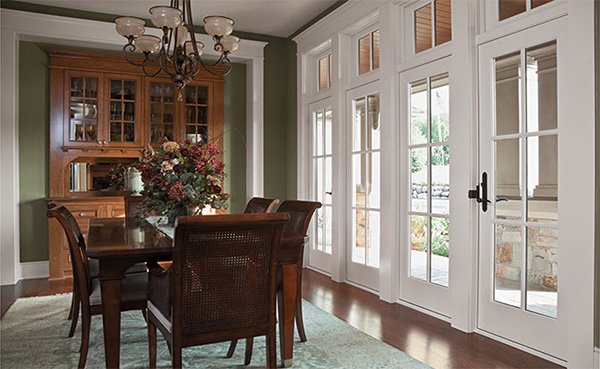 French Doors Installation